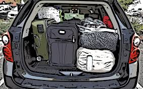 Packedvehicle